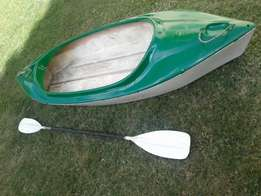 Cano with Oars for sale