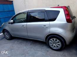 Clean Nissan Note