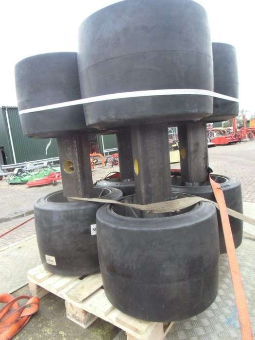 Trailer Axle For Zwaartransport Semi