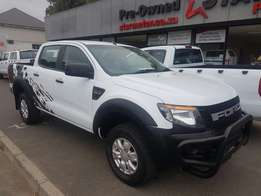 2012 Ford Ranger 2.2XL Double Cab - 140 000KM (FSH) - R 234 950