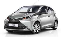 2017 Aygo for sale