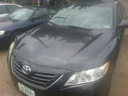 One year used toyota camry 2008 fuloption xle tincan cleared