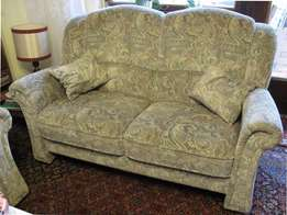 2 seater sofa 155 mm brighter Jaquard- reference.