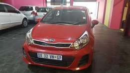 2015 Kia Rio 1.4 Tec 5dr for sale in Gauteng