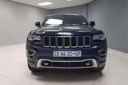 Jeep Grand Cherokee 3.0CRD Overland for sale