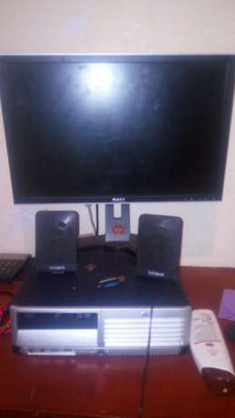 computer desktop with 24inch screen Pumwani - image 2