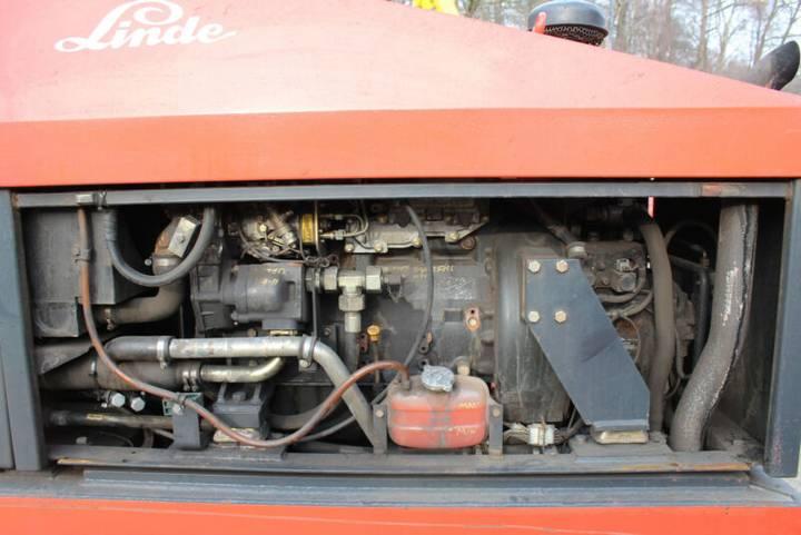 Linde S 60 , Seitenstapler - 2005 - image 8