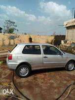 A 1996 Volkswagen Golf 3 in good condition