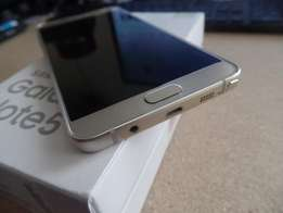 **LATEST** Samsung Galaxy NOTE 5 ( GOLD ) to sell or swop