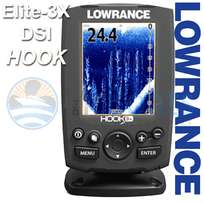 Hook 3 DSI Fish Finder Lowrance