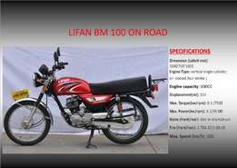 Offer for lifan 100cc
