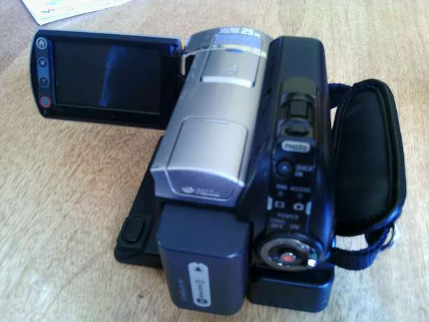 Sony HDD 40G video camera Randfontein - image 4