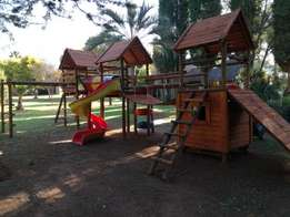 New jungle gym R21000.00 free delivery and installation