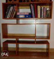 Book shelf modern design