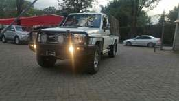 Toyota Landcruiser V8 pick up