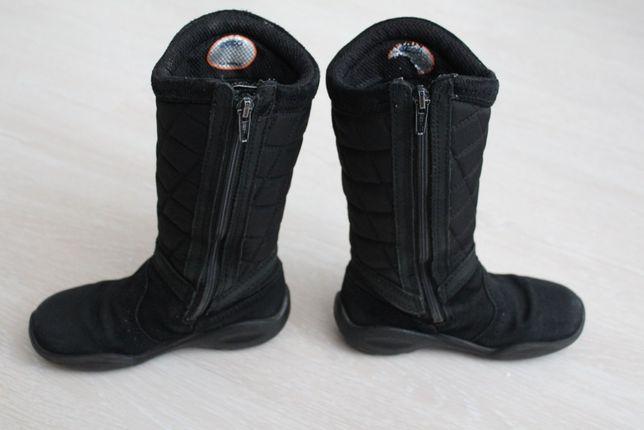 Зимние сапоги фирмы Ecco Gore - tex для девочки Хмельницький - зображення 3 a7c9c009d9726