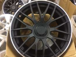 19 inch merc mags and tyres