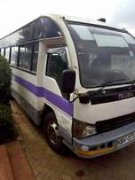 Isuzu 4.3 school bus