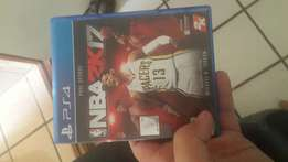 Nba2k17 and elder scrolls online for ps4