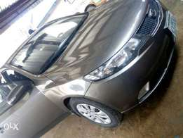 clean kia cerato with mileage 112840 for a give away price