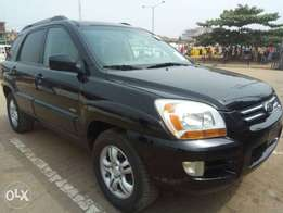 Kia Sportage 2007 Model SUV for sale