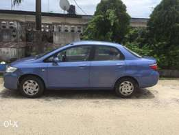 Honda city manual 08
