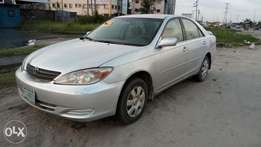 Clean Registered Toyota Camry LE 2002 Model With Auto Fabric Cold AC