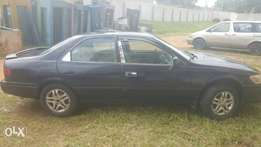 Clean Registered 2002 Toyota Camry, Envelope