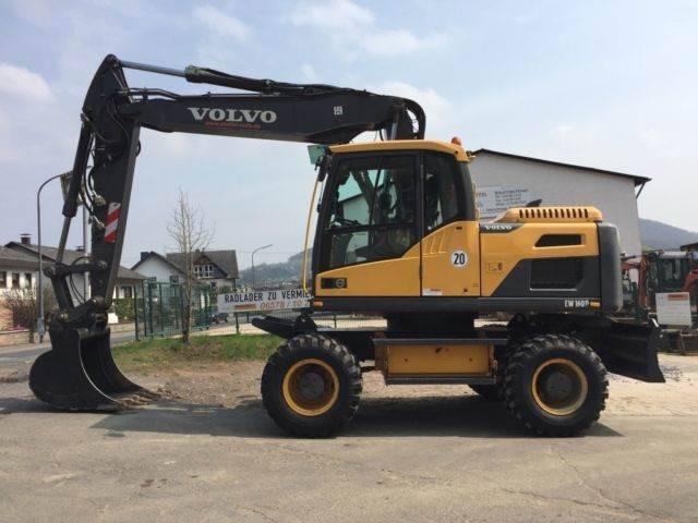 Volvo Ew 160 D *nur 4009 Betriebsstunden!!* - 2012
