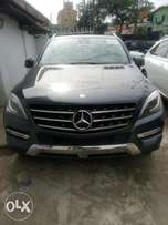 Mercedes-Benz ML350 213 model direct tokunbo