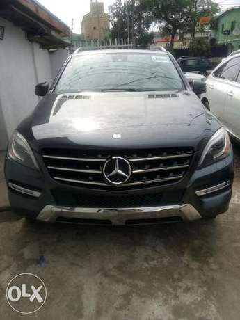 Mercedes-Benz ML350 213 model direct tokunbo Ikeja - image 1