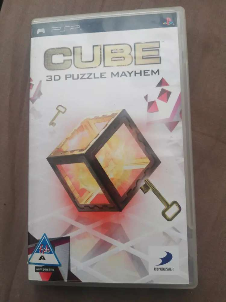 Psp Game Cube 3d Gaming Consoles 1062864522