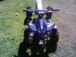 Selling my quad brand new 49 cc 2 stroke