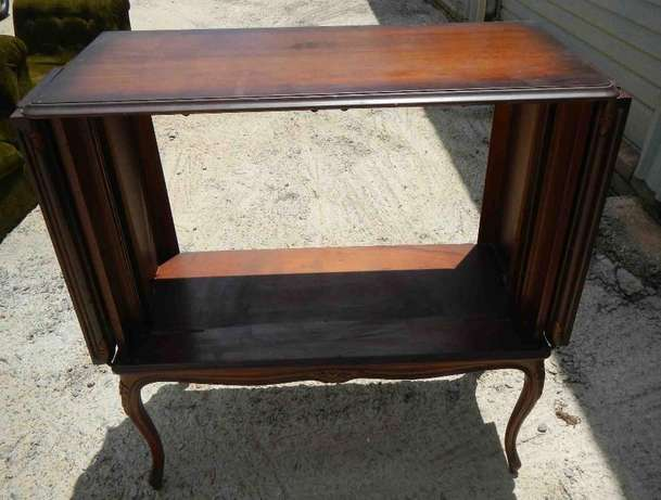 Wooden TV Cabinet North Riding - image 2