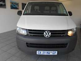 2013 Volkswagen Transporter 2.0TDI 75kW for sale R 119 900