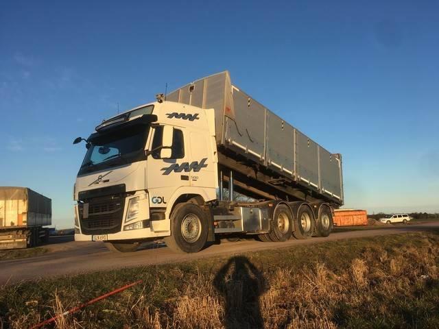 Volvo Fm - 2016