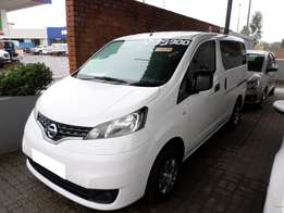 2014 Nissan Nv200 1.5dci Visia 7seater