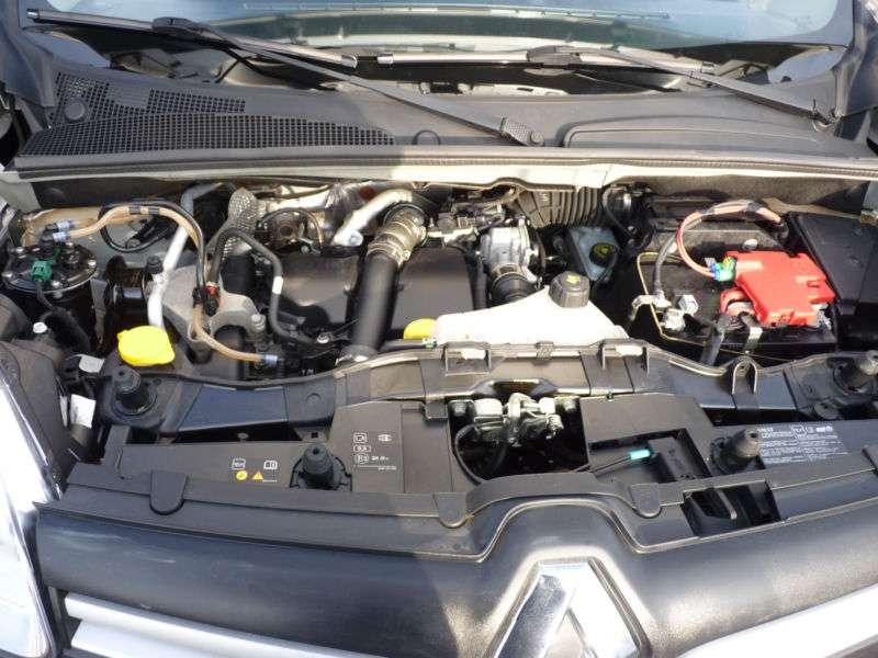 Renault Kangoo Rapid Maxi 110 DoKa (5Si )LKW Klima Navi - 2015 for