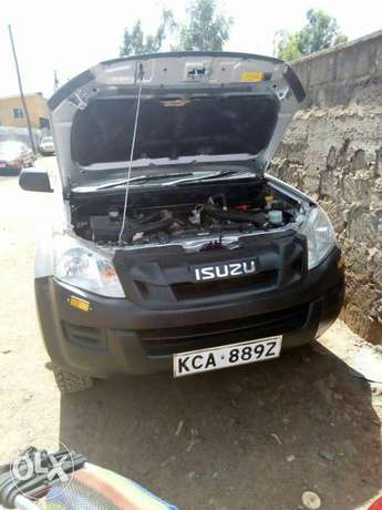 Isuzu Dmax (local ) Hurlingham - image 1