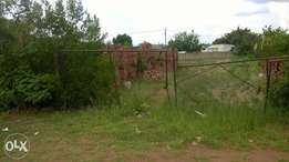 Vacant stand for student apartment for sale in Soshanguve
