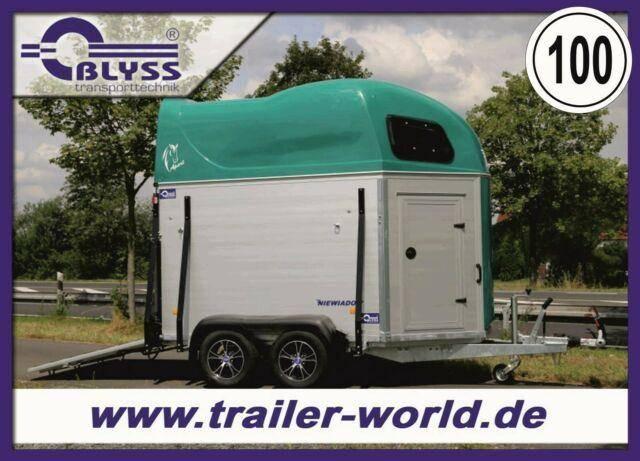NIEWIADOW Pferdeanhanger Tiertransporter 310x174x234cm