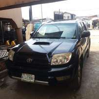 Very Clean Registered Toyota 4Runner 05 1st Body
