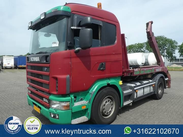 Scania P114.380 - 2001