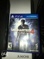 Uncharted 4 Cd