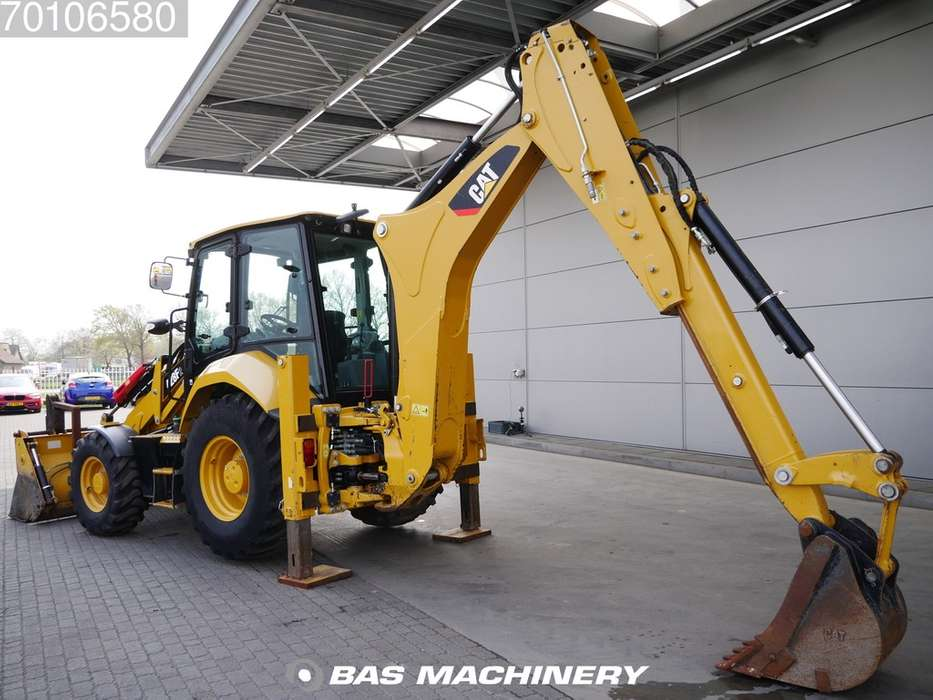 Caterpillar 428F2 Nice Clean Machine / AC - 2015 - image 2