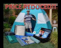 Sea King Bow tent, 5 man, plus many other camping accessories! REDUCED