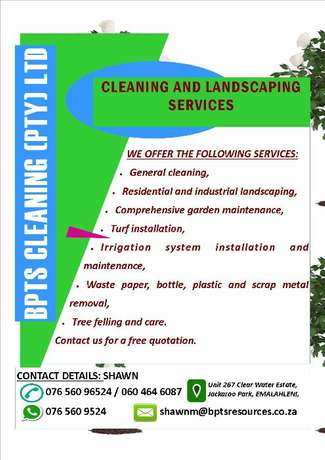 garden maintenance, landscaping and supplies Emalahleni - image 3