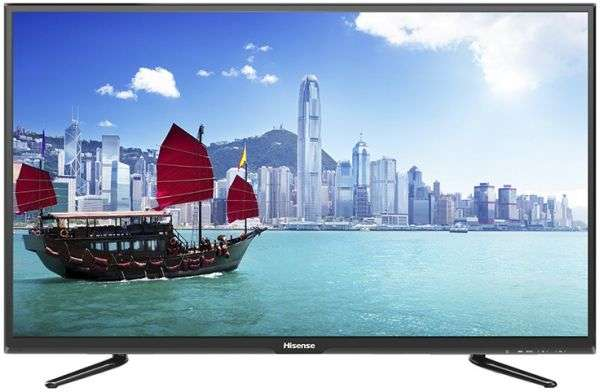 new brand 40 inch hisense digital TV 200 free to air channels cbd shop Nairobi CBD - image 1
