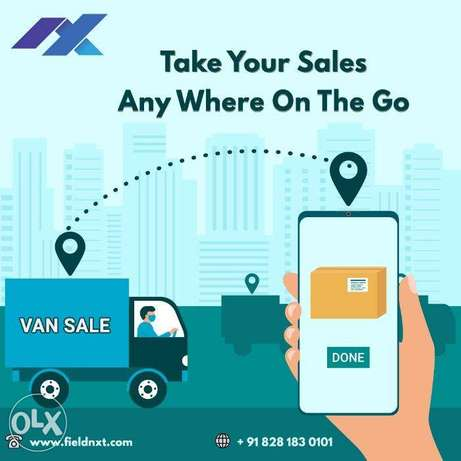 Van Sales Application-FieldNXT