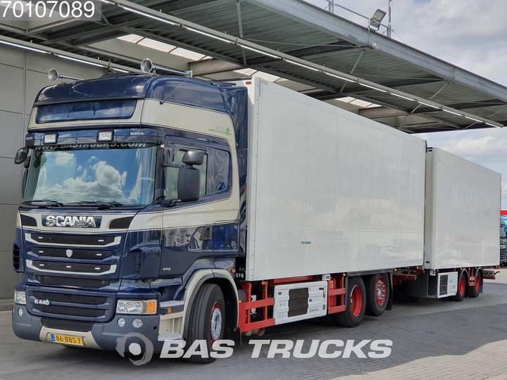 Scania R440 6X2 Retarder Liftachse Euro 6 - 2008